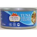 Tuna Chunk in Spring Water 185g