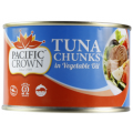 Pacific Crown Tuna Chunk in Oil 425g