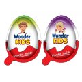 Wonder Kids Chocolate Egg