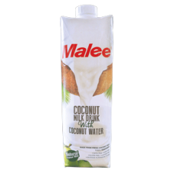 Coconut Milk with Coconut Water