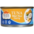 Pacific Crown Mild Thai Curry Tuna 95g