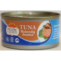 Pacific Crown Natural Smoked Tuna 95g