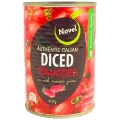 Novel Chopped Tomatoes 400g