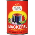 Pacific Crown Mackerel In Tomato Sauce 425g