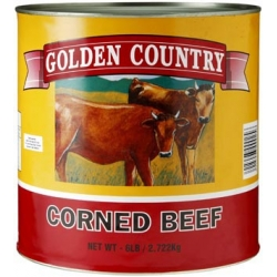 Golden Country Corned Beef 2.72kg