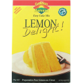 Cake mix lemon 340g