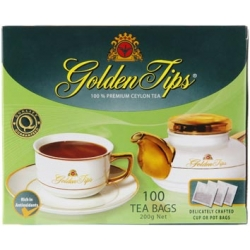 Golden Tips Tea Bags 100's