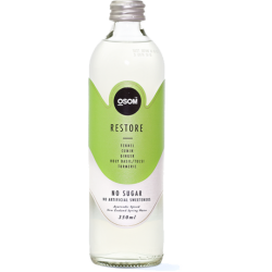 Ayurvedic Spiced New Zealand Spring Water - Restore