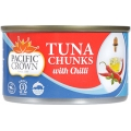 Pacific Crown Tuna Chunks with Chilli