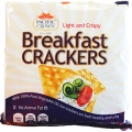 Pacific Crown Light and Crispy Breakfast Crackers