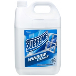 Supreme Window Cleaner 5L