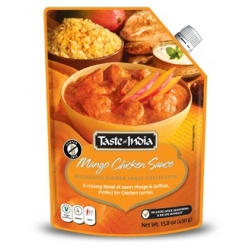 Taste of India - Mango Chicken Simmer sauce 425g