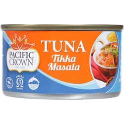 Pacific Crown Tuna Tikka Masala