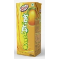 Real Mango Juice with Alphonso 6*200ml